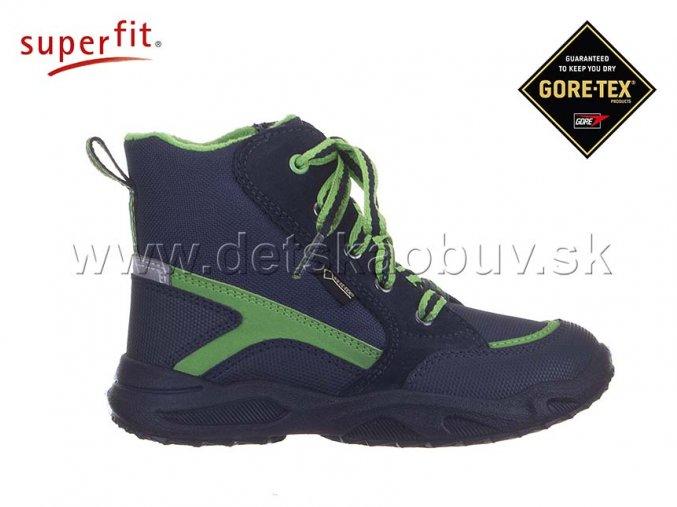 ZIMNÁ GORE-TEX OBUV SUPERFIT 5-09234-80 GLACIER
