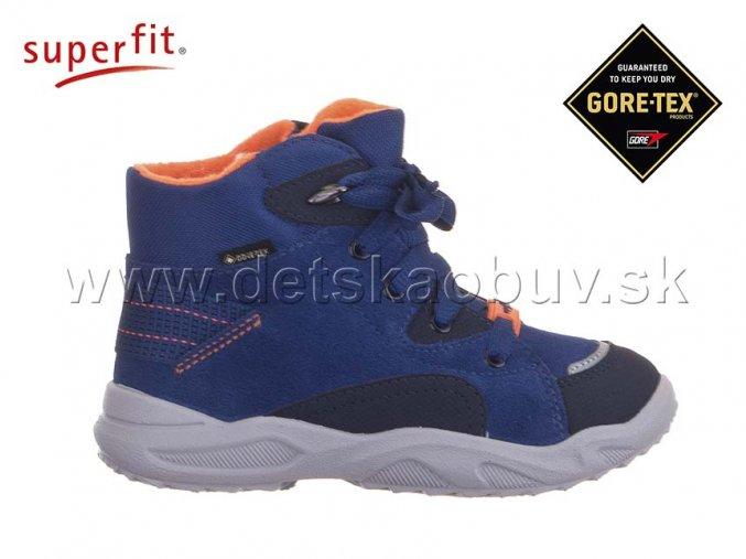 ZIMNÁ GORE-TEX OBUV SUPERFIT 5-09236-80 GLACIER