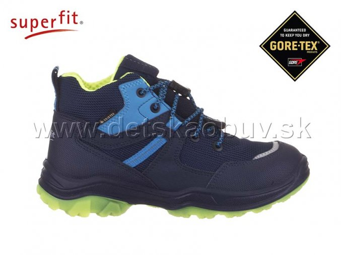 GORE-TEX OBUV SUPERFIT 5-09070-80 JUPITER
