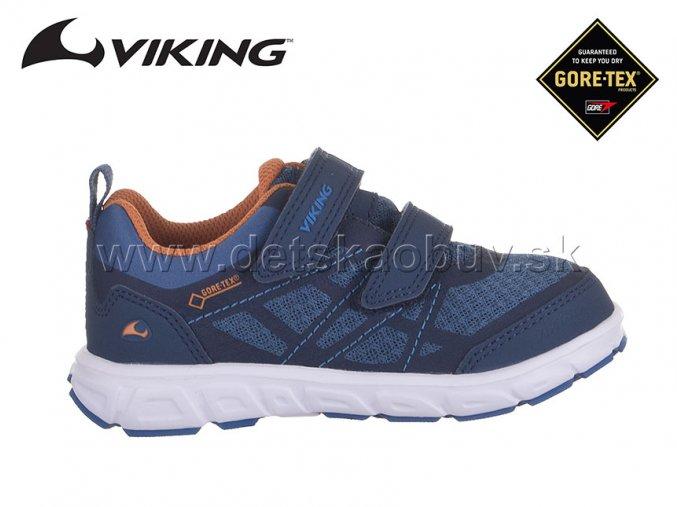 GORE-TEX TENISKY VIKING 3-47300-574 VEME VEL GTX NAVY DENIM