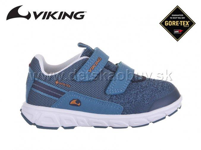 GORE-TEX TENISKY VIKING 3-50000-7405 RINDAL DENIM/NAVY
