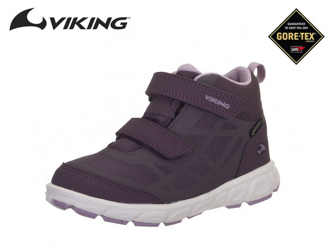 GORE-TEX TENISKY VIKING 3-51025-4809 VEME MID R GTX