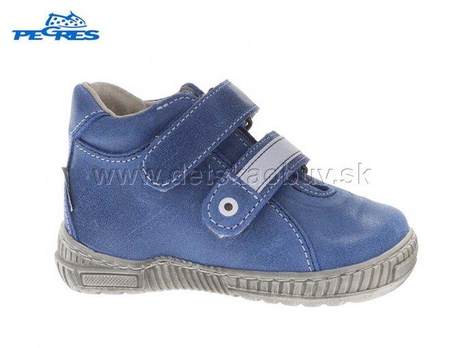 detská prechodná obuv Pegres 1404M