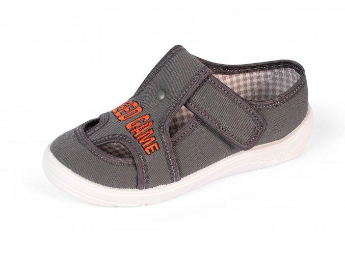 Domáca obuv, papučky-prezúvky 018AC
