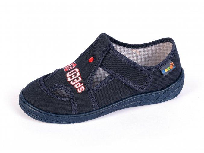 Domáca obuv, papučky-prezúvky 018AB