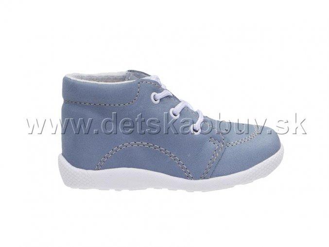 Boots4U modrá 1