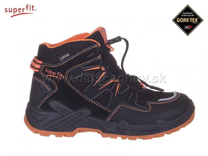 ZIMNÁ GORE-TEX OBUV SUPERFIT 3-09402-00 CANYON