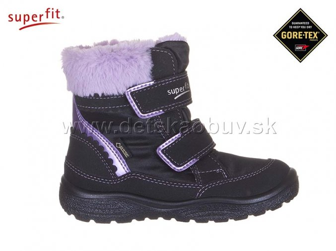 ZIMNÁ GORE-TEX OBUV SUPERFIT 3-09090-00 CRYSTAL