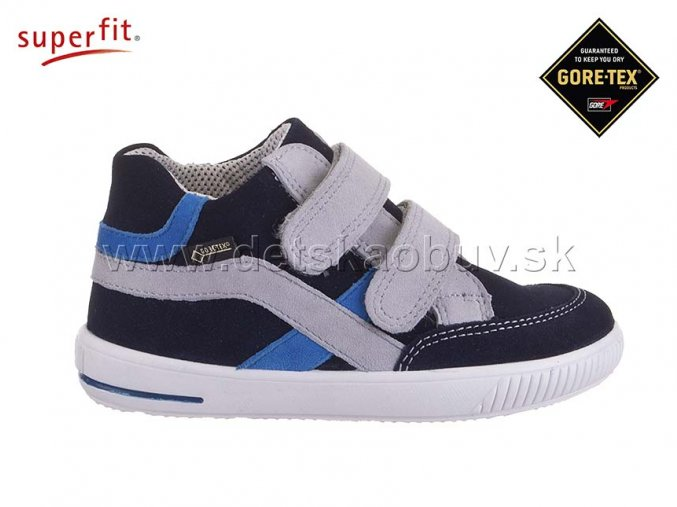 GORE-TEX TOPÁNKY SUPERFIT 4-00349-80 MOPPY