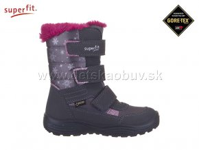 ZIMNÁ GORE-TEX OBUV SUPERFIT 5-09092-20 CRYSTAL
