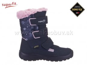 ZIMNÁ GORE-TEX OBUV SUPERFIT 5-09092-80 CRYSTAL