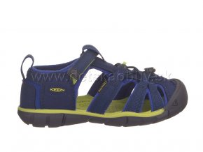 KEEN SANDÁLE SEACAMP II CNX BLUE DEPTHS/CHARTREUSE