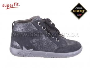 GORE-TEX TOPÁNKY SUPERFIT 1-06440-2000 STARLIGHT