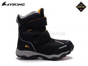 ZIMNÁ GORE-TEX OBUV VIKING 3-82500-203 BLACK/GREY