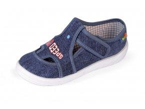 Domáca obuv, papučky-prezúvky 018BB