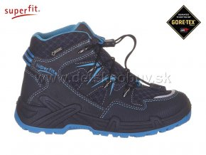 ZIMNÁ GORE-TEX OBUV SUPERFIT 3-09402-20 CANYON