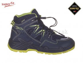 ZIMNÁ GORE-TEX OBUV SUPERFIT 3-09402-80 CANYON
