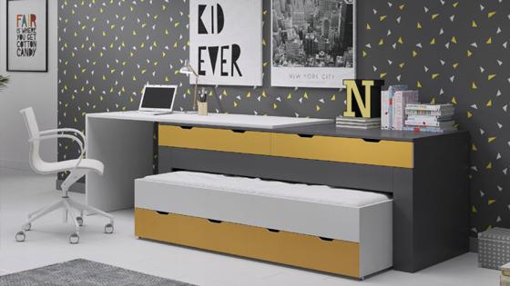 Ako zariadiť malú detskú izbu?