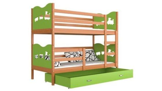 Poschodové postele ušetria priestor. Zistite, ktoré sú IN?