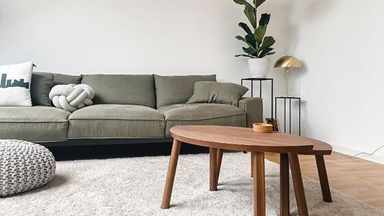 Nábytok v štýle minimalizmu alebo menej je niekedy viac