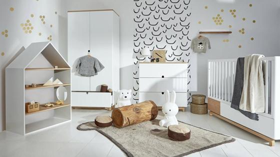 Škandinávsky dizajn: Tipy ako zariadiť detskú izbu