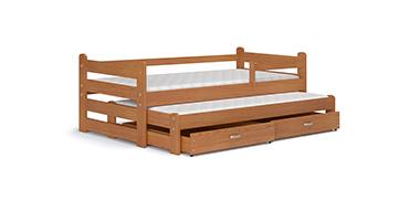 Rozkladacie postele 195x80
