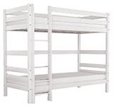 Poschodové postele z masívu buku