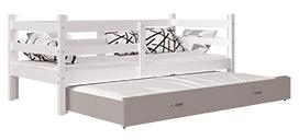 Rozkladacie postele 200x90
