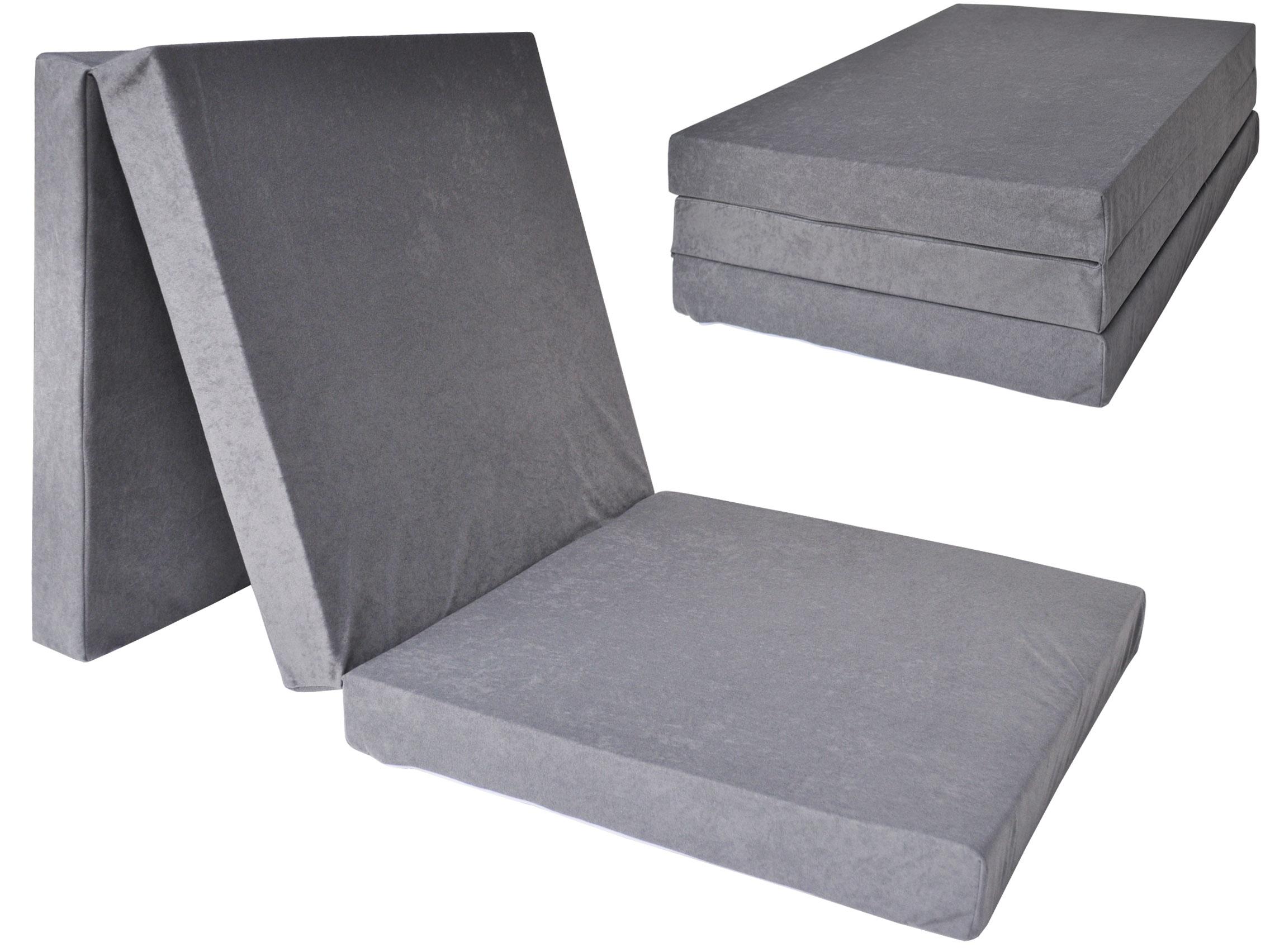 Skladacie matrace na sedenie