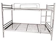 Kovové poschodové postele
