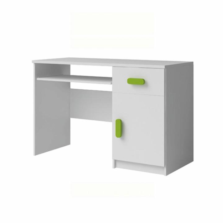 PC stôl biely, SVEND