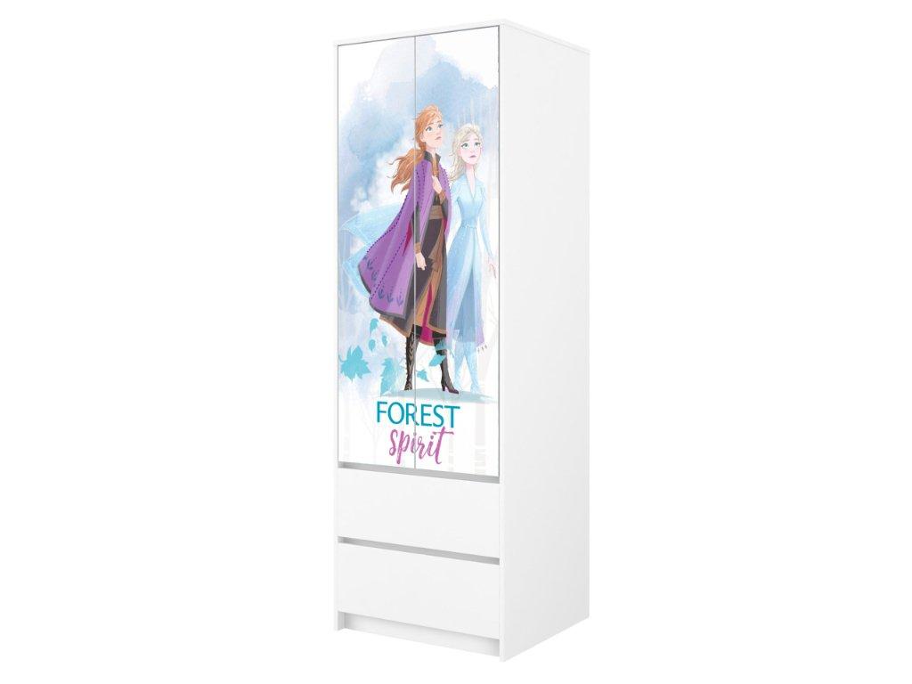 Skriňa Disney Frozen