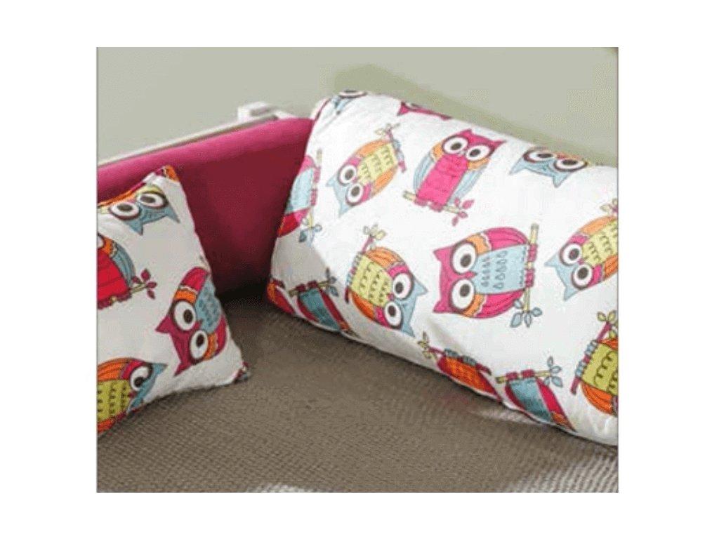 Detská posteľ s prístelkou Bela 90x200 cm