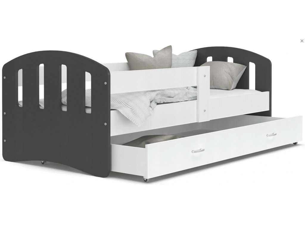 Detská posteľ Šťastie 200x90