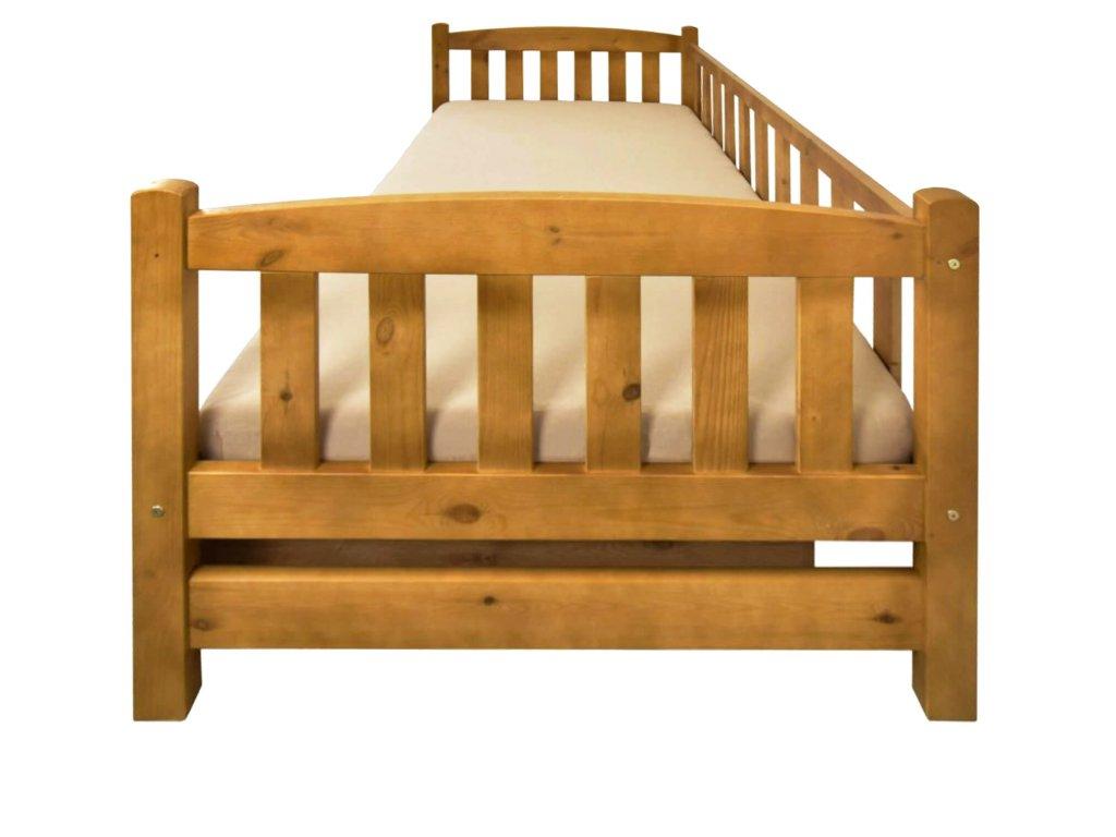 Detská posteľ Oľga 2 s úložnými priestormi
