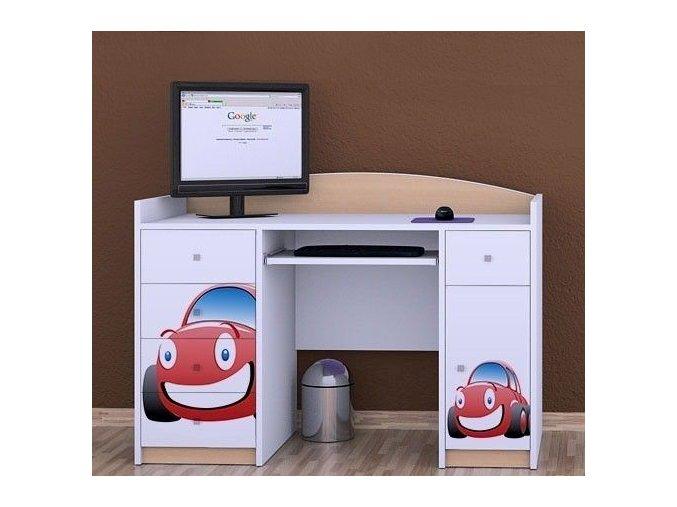 Písací stôl Happy Hruška B01