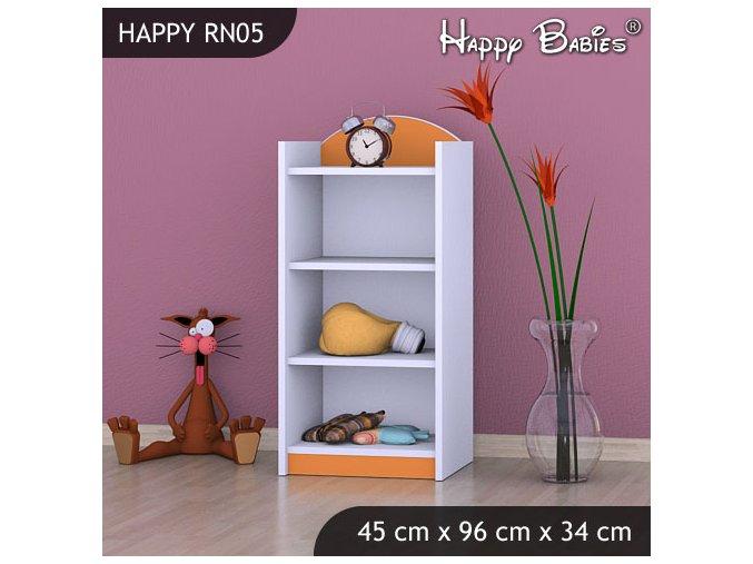 Regál Happy Orange RN05