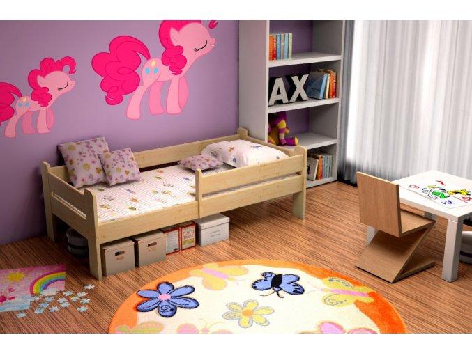 Postele do detskej izby Oľga 12 200x90
