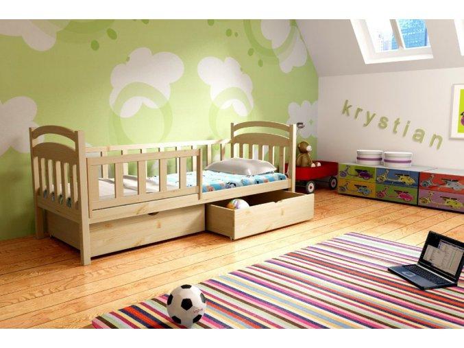 Oľga 14 180x80 detská posteľ