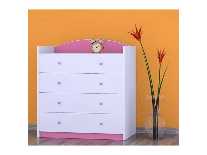 Komoda Happy Pink K06