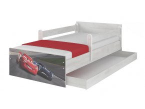 Cars 3 Storm detská posteľ Disney Max 160x80