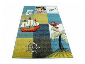Detský koberec Mondo 400x500 viac motívov
