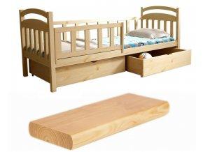 Oľga 14 200x90 detská posteľ - výpredaj!