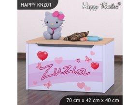 Truhlica Happy Hruška KNZ01
