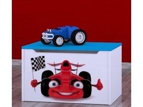 1953 truhlica happy modra knz01