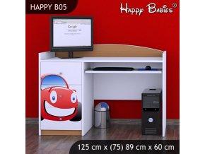Písací stôl Happy Buk B05