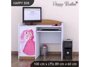 Písací stôl Happy Buk B08