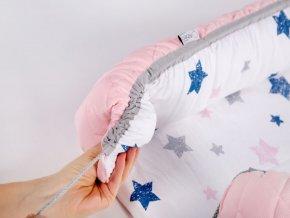 Kokon Hniezdo pre bábätko Albero Mio - viac farieb