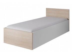 Detská posteľ IRIS 90x200 cm biela