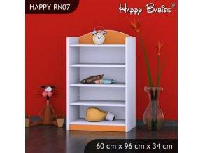 Regál Happy Orange RN07